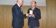 Acar Deri'ye ödül; TPE ödülü Acar Deri'ye verdi