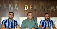 Adana Demirspor Emrullah ve Uğurla 1er yıllık sözleşme imzaladı