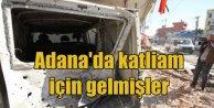 Adanada bombalı katliamı MİT önledi