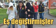 Adana'da eş değiştirme: Yeni görüntüler ortaya çıktı