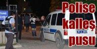 Adana'da polise suikast: Motorsikletli katiller vurdu kaçtı