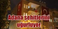 Adana'da şehit polisler için yas var; Polis katilleri her yerde aranıyor