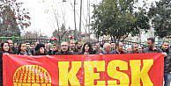 ADIYAMANDA AK PARTİ ÖNÜNDE 17-25 ARALIK PROTESTOSU