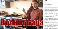 Adriana Lima'dan sonra Lady Gaga'da Bozkurt işareti yaptı