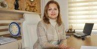 Afyonkarahisardaki ön seçimde birinci sıra kadın avukatın