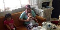 Ahmet bebek, elektrik kesildiğinde de nefes alabilecek