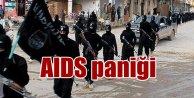 AİDSli IŞİD militanlarına Canlı bomba olun emri