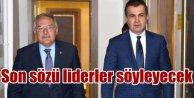 AK Parti CHP Koalisyon görüşmeleri bitti: Gözler liderlerde