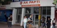 Ak Parti Diyarbakır il başkanlığına bombalı saldırı