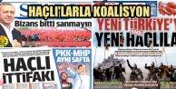 AK Parti Haçlı İttifakıyla mı koalisyon yapacak?