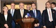Ak Parti ile CHP arasındaki görüşmelerin sonuncusu yapıldı