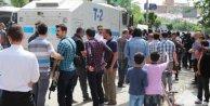 AK Parti Siirt seçim bürosuna saldırı