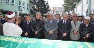 AK Partili Metinerin teyzesi yaşamını yitirdi