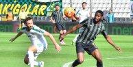 Akhisaspor 3 Bursaspor 1