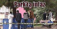 Aksaray'da çocuk parkında infaz