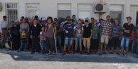 Aliağada iki günde toplam 223 kaçak yakalandı