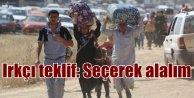 Almanyadan Türkiyeye ırkçı teklif: Seçerek alalım