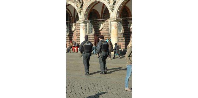 Almanyanın Bremen kentinde terör alarmı verildi