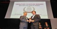Altın Voltaj Ödülü Zorlu Enerjinin oldu