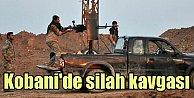 Amerikan silahları Kobaniyi karıştırdı
