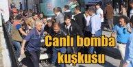 Ankara Garında patlama: Canlı bomba var