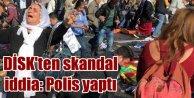 Ankara Garında patlama; DİSKten polise skandal suçlama