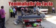 Ankara Yenimahalle'de feci kaza: 2 ölü var