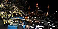 Ankarada Seyyar Tezgahlara El Konuldu