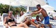 Antalyada en sıcak gün (4)