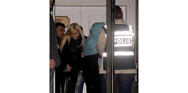 Antalya'da Fuhuş Operasyonu