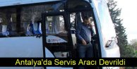 Antalya'da kaza; 12 yaralı