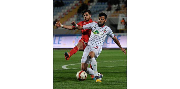 Antalyaspor- Karşıyaka Maçı Fotoğrafları