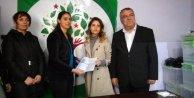 AP eski parlamenteri Uca ile Uludereli Encü HDPden aday adayı oldu