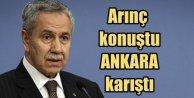 Arınç konuştu, Ankara karıştı | Arınçtan şok sözler