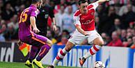 Arsenal - Galatasaray Maçının Fotoğrafları