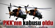 ATAK, PKKyı dağda perişan etti