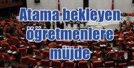 Atama bekleyen öğretmenlere müjde | 47 bin atamaya izin çıktı
