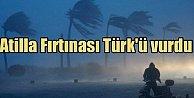 Atilla Fırtınası, Türkı vurdu