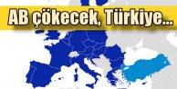 Avrupa 10 içinde çökecek, Türkiye yükselecek