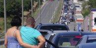Avrupada çalışan Türk işçilerinin dönüş çilesi