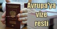 Avrupaya vize resti: Kaldırın yoksa feshederiz