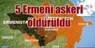 Azerbaycan sınırında çatışma: 5 Ermeni askeri öldürüldü