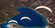 Babadağ'da uçuş rekoru