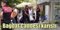 Bağdat Caddesi'nde silahlı saldırı: 1 ölü