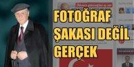 Bahçeliden bomba fotoğraf: Erdoğana nazire mi yaptı