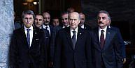 Bahçeliden Cumhurbaşkanı Erdoğana : Fıtratında Doğru İş Yapmak Yoktur