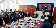 BAKAN AVCI KAMPÜS YERİNE EĞİTİM MAHALLESİ DENİLMESİNİ İSTEDİ