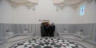 Bakan Çavuşoğlu, Türk-Amerikan Kültür ve Medeniyet Merkezini ziyaret etti