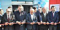 Bakan Elvan, Çorumda çağrı merkezi açılışı yaptı