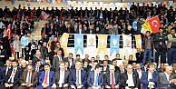 Bakan Şimşekten AK Partinin Siirt Kongresinde Kürtçe selama konuşması